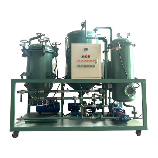 High-technology-used-engine-oil-refining-machine