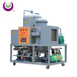 Gravity separating technology waste black car oil recycling machine