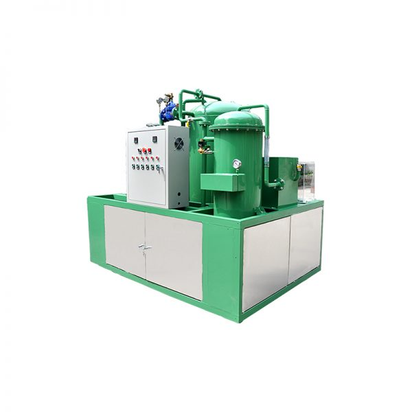 Vacuum filter& decolor used oil recycle machine oil purifier
